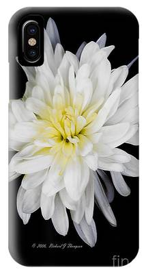 IPhone Case featuring the photograph Chrysanthemum Bloom by Richard J Thompson