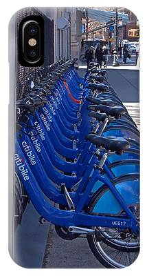 Citibike IPhone Case