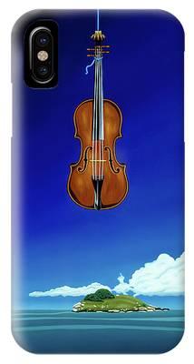 Classical Seascape IPhone Case