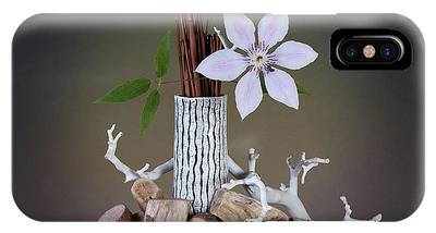 Clematis Phone Cases