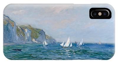 Sailing On Ocean Phone Cases