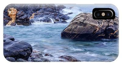 Coast Of Maine In Autumn IPhone Case