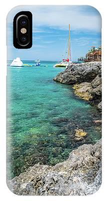 Coastline In Montego Bay IPhone Case