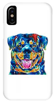 Rottweiler Phone Cases