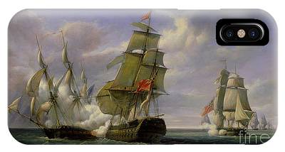 Warship iPhone Cases