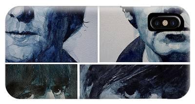 Pop Art Portraits Phone Cases