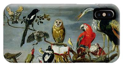 Stork iPhone Cases