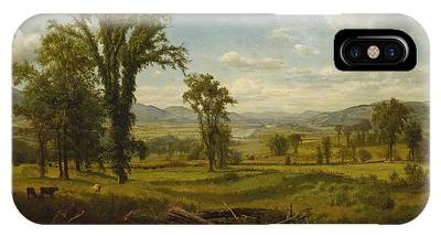 Connecticut River Valley, Claremont, New Hampshire IPhone Case