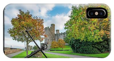 Conwy Castle Phone Cases