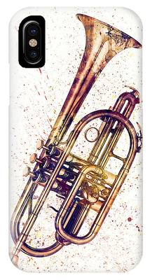 String Instrument Phone Cases