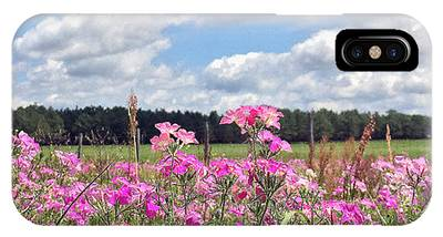 IPhone Case featuring the photograph Country Roads by LeeAnn Kendall