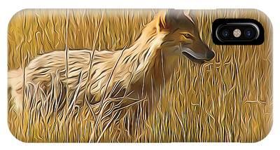 Coyote Sunshine IPhone Case