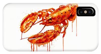 Crayfish Phone Cases