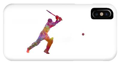 Cricket Players Phone Cases