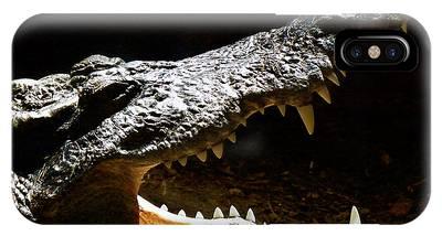 Crocodile Phone Cases