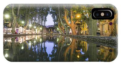 IPhone Case featuring the photograph Cucuron Village Provence  by Juergen Held