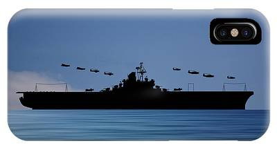 Warship Phone Cases