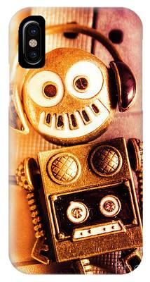 Machinery Phone Cases