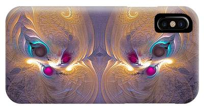 Daughters Of The Sun - Surrealism IPhone Case