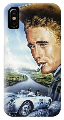 Dean Story IPhone Case