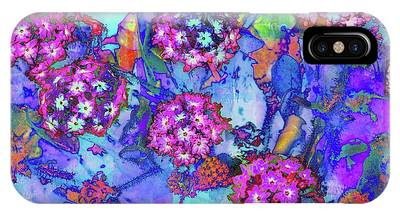 Desert Vibe Bloom IPhone Case