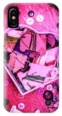 Seamstress Phone Cases