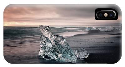 Black Sand iPhone Cases