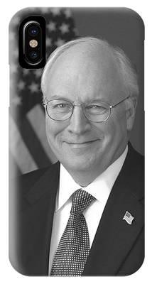 Dick Cheney iPhone Cases