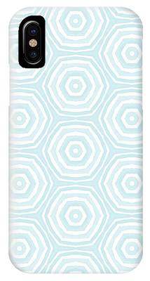 Repeat Digital Art iPhone Cases