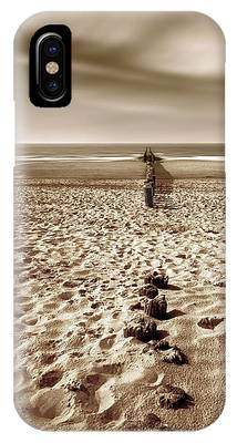 Down The Shore IPhone Case