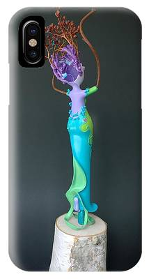 Dragonfly Will O' The Wisp IPhone Case