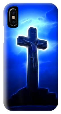 Crucifiction Phone Cases