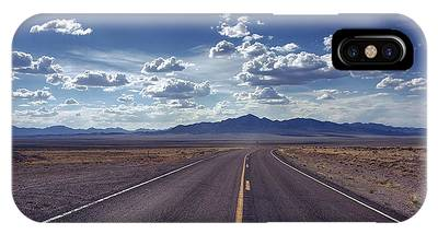 Dreaming About The Extraterrestrial Highway IPhone Case