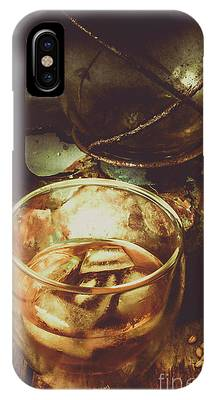 Drinks At The Miners Cottage IPhone Case by Jorgo Photography - Wall Art Gallery