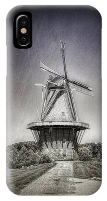 Windmill iPhone Cases