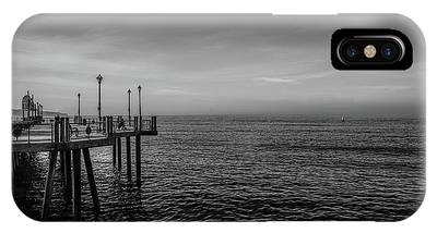 Early Morning Redondo By Mike-hope IPhone Case