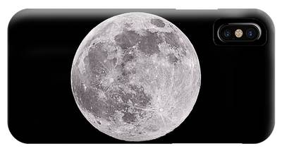 Moonscape iPhone Cases