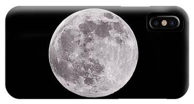 Full Moon Phone Cases