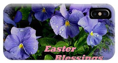 Easter Blessings IPhone Case