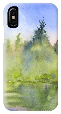 Edge Of Morning IPhone Case
