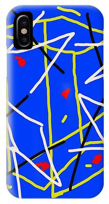 Electric Midnight IPhone Case