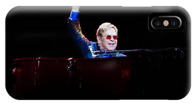 IPhone Case featuring the photograph Elton by Chris Cousins