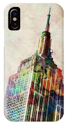 Empire State Building IPhone Cases