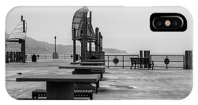 Empty Pier IPhone Case