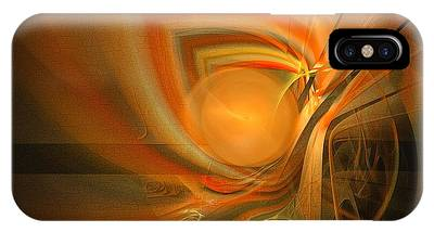 Equilibrium - Abstract Art IPhone Case