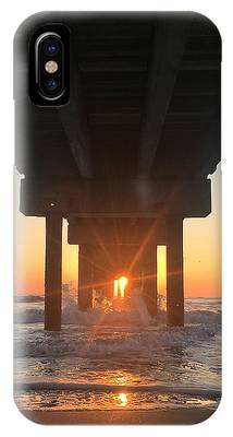 IPhone Case featuring the photograph Equinox Line Up by LeeAnn Kendall