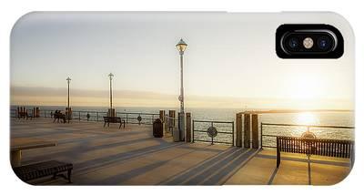 Evening Sun IPhone Case