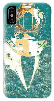 Everyday Diver IPhone Case