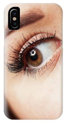 Eye Ball Photographs iPhone Cases
