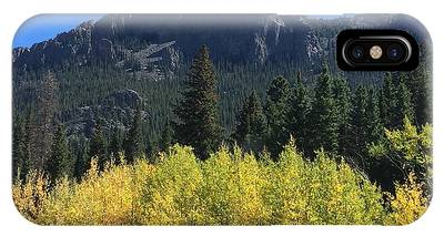 Colorado Aspen iPhone Cases